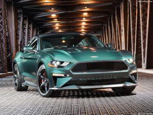 2019 フォード マスタング ブリット