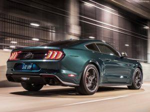 2019 フォード マスタング ブリット リアビュー
