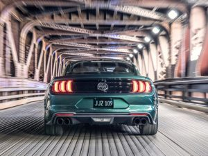 2019 フォード マスタング ブリット リア
