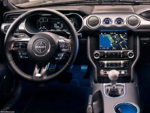 2019 フォード マスタング ブリット インパネ