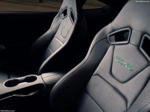 2019 フォード マスタング ブリット レカロレザーシート