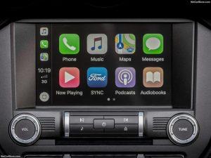 2019 フォード マスタング ブリット アップルカープレイ