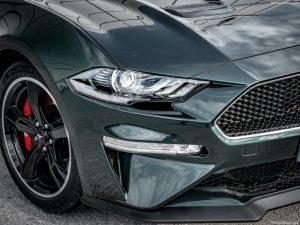 2019 フォード マスタング ブリット ヘッドライト