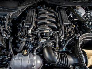 2019 フォード マスタング ブリット 5.0L V8 エンジン