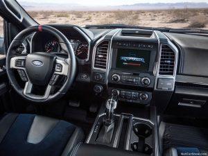 2019年 フォード F150 ラプターインテリア