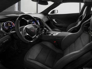 2019年モデル シボレー コルベットZR1 インテリア
