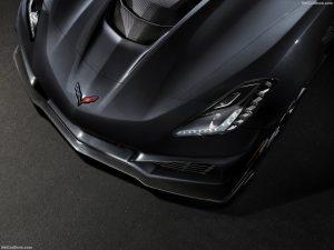2019年モデル シボレー コルベットZR1 ボンネットフード