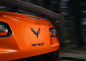 2019年モデル シボレー コルベット ZR1