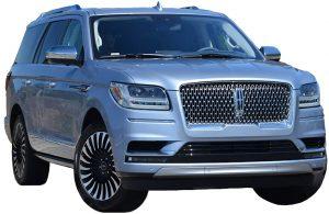 2019年モデル リンカーン ナビゲーター ブラックレーベル