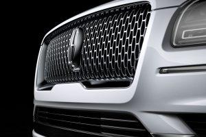 2019年モデル リンカーン ナビゲーター ブラックレーベル フロント