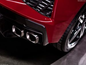 2020年モデル シボレー コルベット C8 スティングレイ