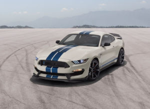 2020年モデル フォード マスタング シェルビー GT350 ヘリテージエディション