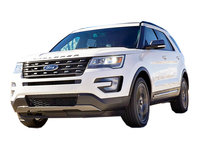 エキスプローラ― 新車